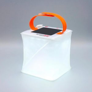 LuminAid Solar Lamp