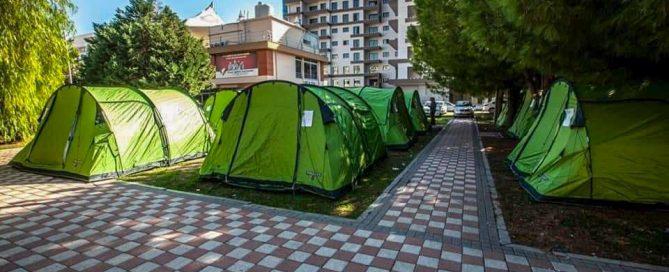 Tent City Izmir